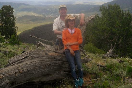 Granby, CO: Overlooking the Valley