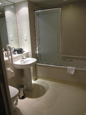 The Mad Hatter Hotel: Bathroom