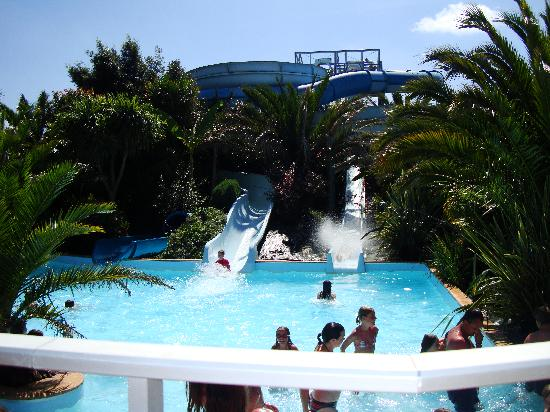 Carantec, Francia: The water park