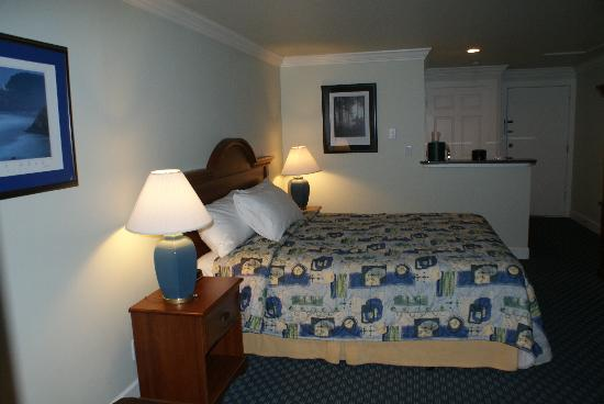 "Anacortes Ship Harbor Inn: Zimmer ""Admiral Suite"""