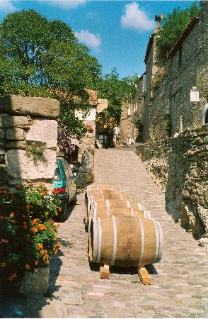 "Trausse, France: Wine ""storage"" Minerve"