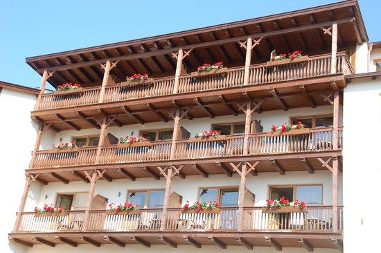 Hotel Taubers Unterwirt: Außenansicht