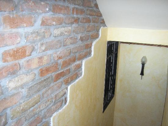 Kohegy Fogado: interior stairway