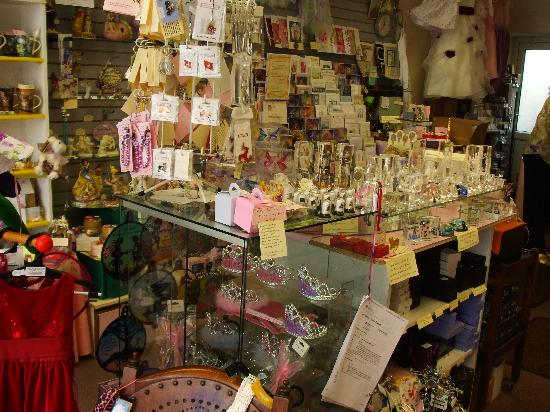 The Fairy Shop: Inside the store