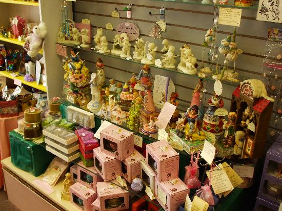 The Fairy Shop: Lovely display