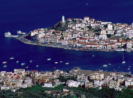 Insel Poros