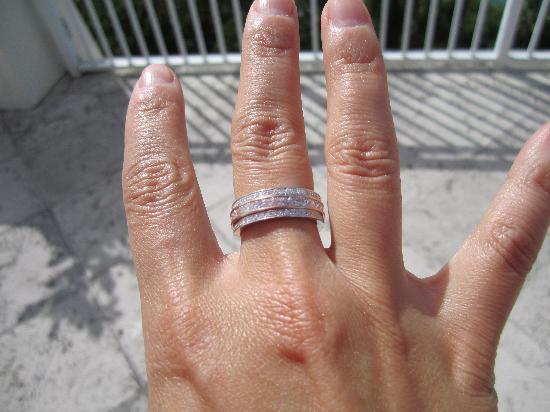 Spectrum Jewelers: my ring
