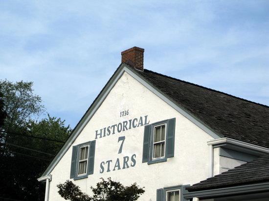 Seven Stars Inn Phoenixville Menu Prices Restaurant