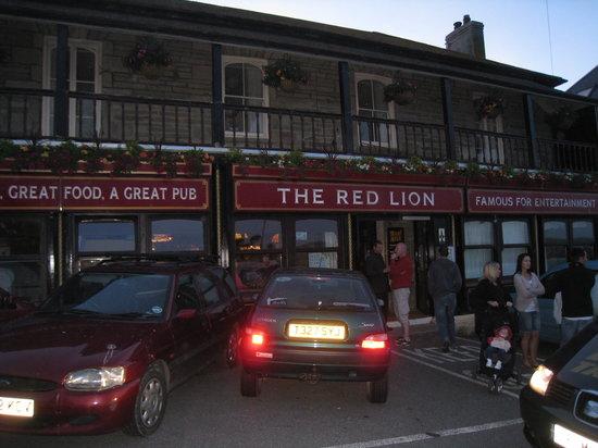 Red Lion Newquay North Quay Hl Restaurant Reviews Phone Number Photos Tripadvisor