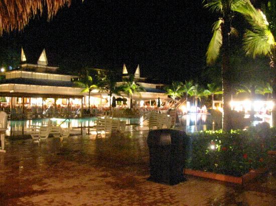 Royal Decameron Beach Resort, Golf & Casino: Restaurante