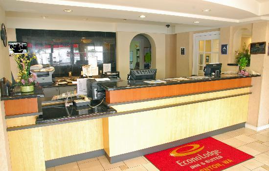 Econo Lodge Renton: Lobby