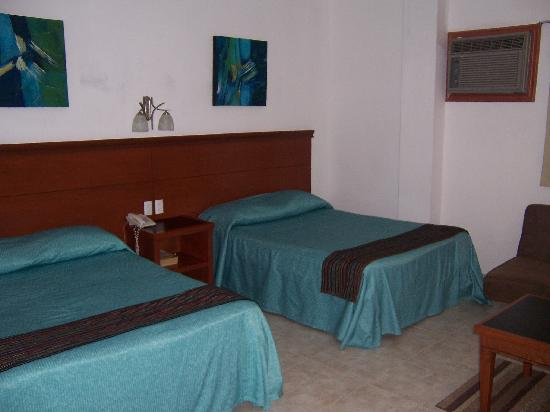 هوتل ناسيونال ميريدا: Executive-Zimmer mit zwei Betten