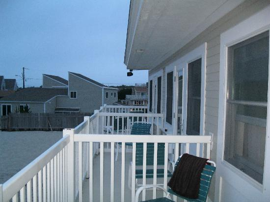 Sea Crest Beach Hotel: Balcony