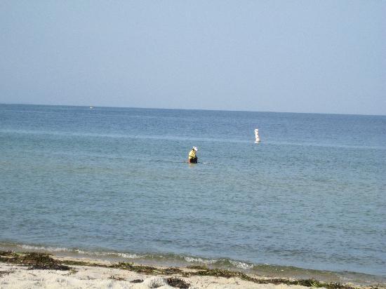 Sea Crest Beach Hotel: Silver Beach