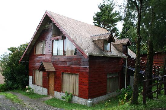 Rancho Makena: The cabin