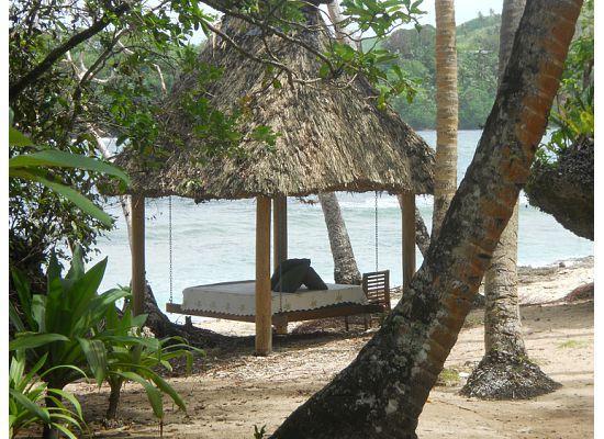 Namale Resort & Spa: Relaxation everywhere!