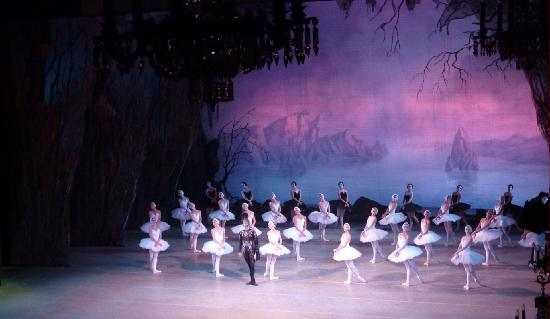 State Academical Mariinskiy Theatre : Swan Lake