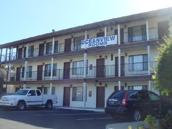 Pacific Shores Inn: Das Hotel
