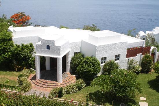 Bellarocca Island Resort and Spa: the view