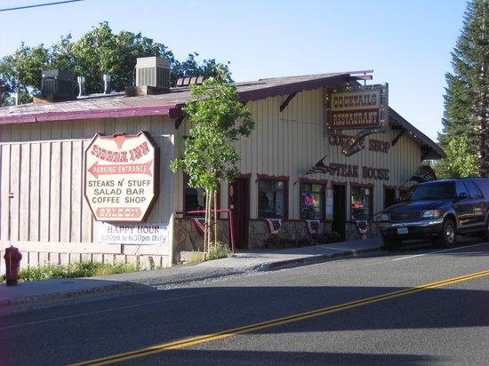 Sierra Inn Restaurant: Sierra Inn, June Lake, CA