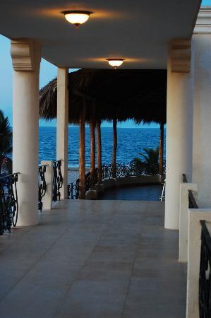 Arenas del Mar walkway, Gulf Coast; Madero, Miramar Playa, Tamaulipas, Mexico