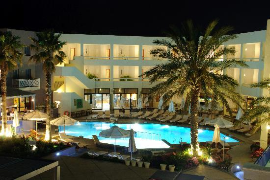 SENTIDO Aegean Pearl: Hotel territory