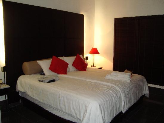 Segara Village Hotel: bedroom