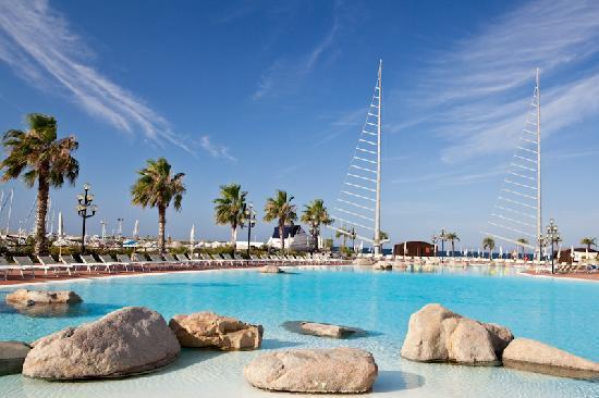 Hotel Sighientu Thalasso & Spa : Piscina Principale