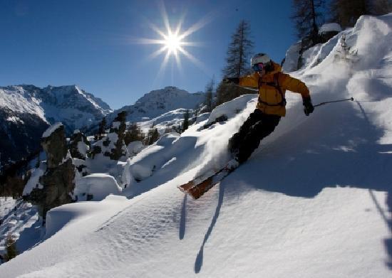 Nendaz, Zwitserland: Nenda Hiver