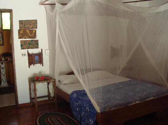 Hakuna Majiwe Beach Lodge: Stanza
