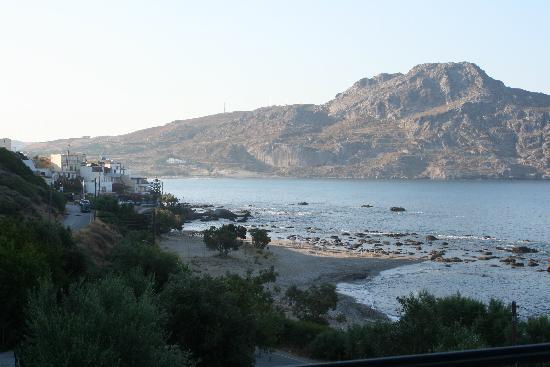 Horizon Beach Hotel: Ausblick Morgens um 6 Uhr