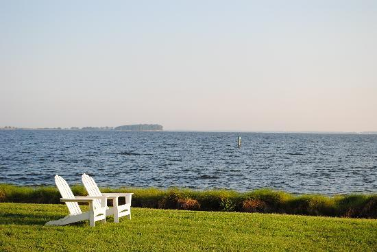 Harbourtowne Resort: Spectacular views there...