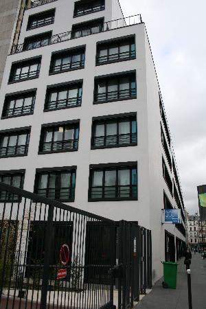 Adagio Access Paris Bastille: esterno le 300