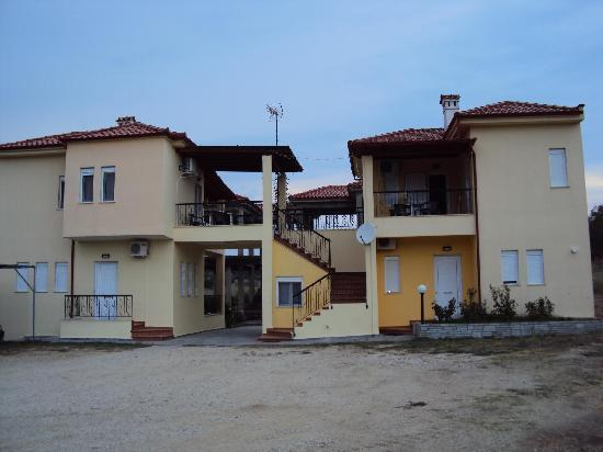 Paliouri, Greece: Front View