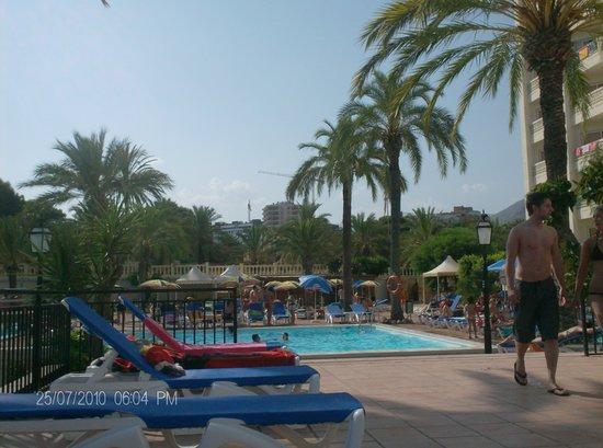 ALEGRIA Portomagno: la piscine (il y en a quatre)