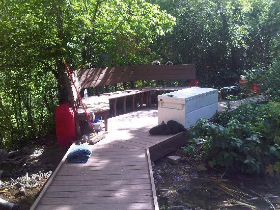 Hanging Lake Trail: New Boardwalk