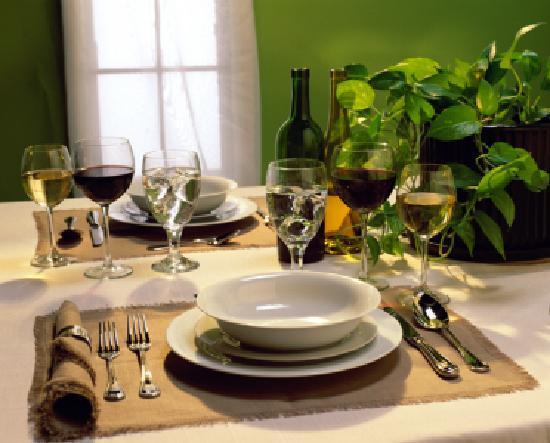 Armaan of Cupar: Restaurant  inside