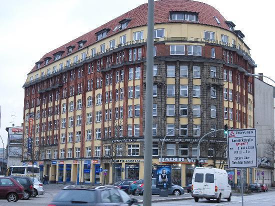 A O Hotel Hamburg Amsinckstr