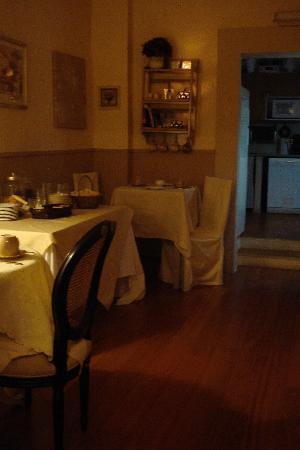 Residenza Centro Storico: Breakfast Room