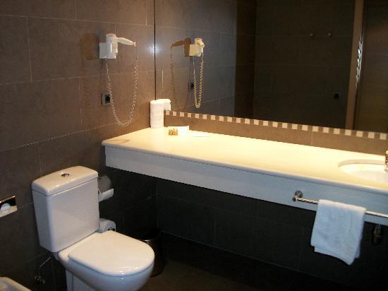 Hesperia Andorra la Vella: Baño