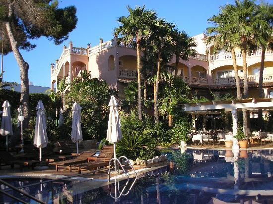 Pool billede af hotel el coto colonia de sant jordi tripadvisor - Hotel el coto mallorca ...