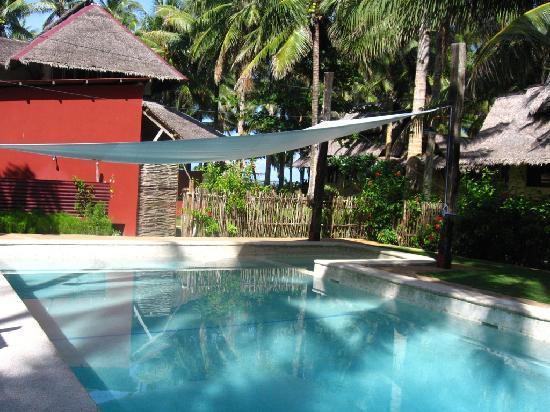 Sagana Resort: saltwater pool
