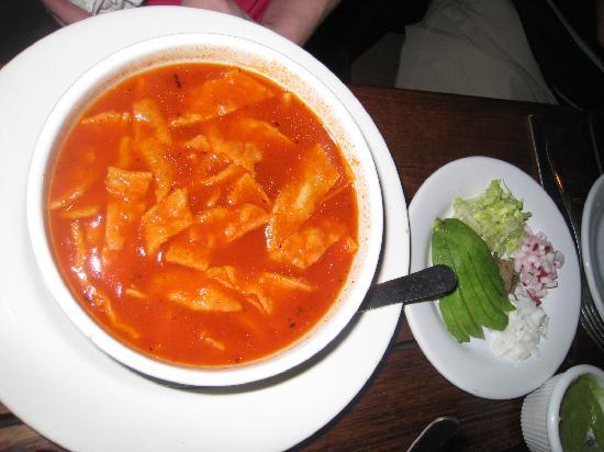Carboncitos: my wifes soup