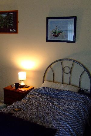Broughshane B & B: Comfortable and well equipped room
