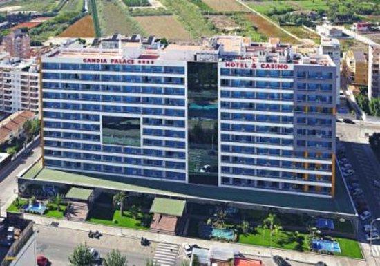 Hotel Gandía Palace: FACHADA HOTEL
