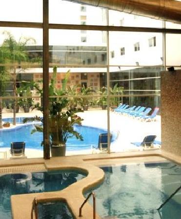 Hotel Gandía Palace: SPA GANDIA PALACE