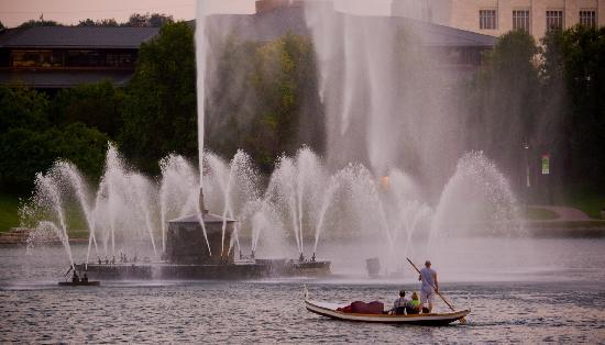 Ομάχα, Νεμπράσκα: Photo provided by the Omaha Convention & Visitors Bureau