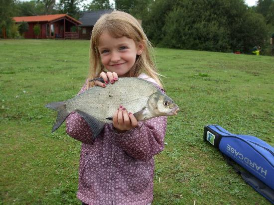 Tattershall Lakes Country Park: catching these every cast after Adam`s advice.
