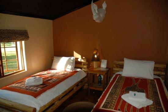 Addo African Home: Room