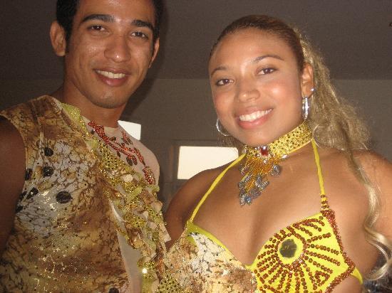 Royal Decameron Tafoukt Beach Hotel: colombiens